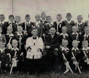 1946 ks. Józef Prejser