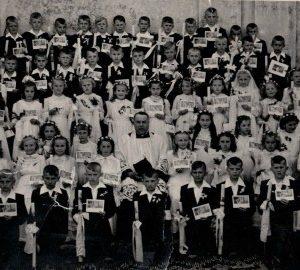 1950 ks. Wincenty Jach