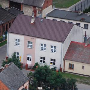 Zdjęcie w 2014 r. Szkoła Podstawowa w Dobrowie