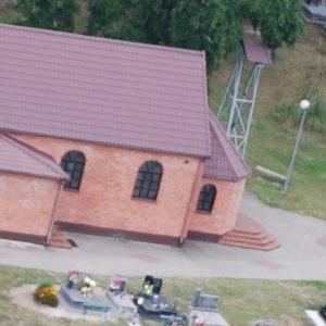 14. Kaplica na cmentarzu od 1999r.