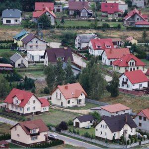Zdjęcie w 2014 r. nowa część Dobrowa