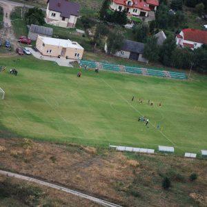 Zdjęcie w 2014 r. stadion