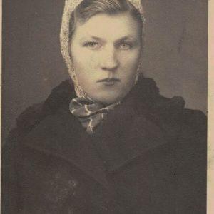 Helena Bryl z domu Gralińska