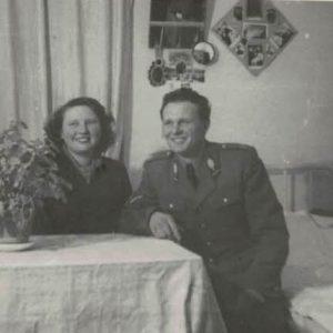 Krystyna i Edward Gralińscy