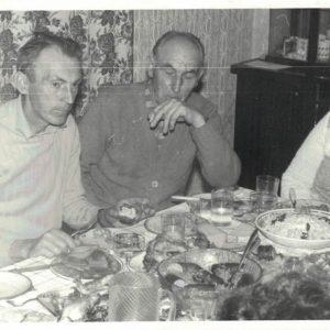Imprezy w czasach PRL-nic nie było? a stoły się uginały!
