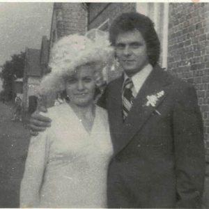 1977 Aldona i Jerzy Grzymscy