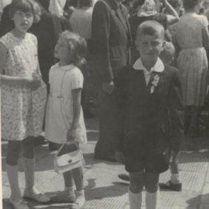1963 r. I komunia św. Jana Perkowskiego