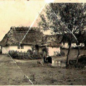 Dobrów w 1898 r.