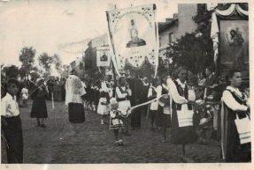 1956 dobrowska asysta w Kole.