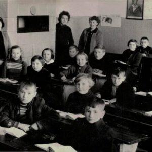 1949-1950 Boniecka, Fraszczyk i Pacholczyk