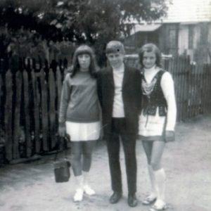 Aldona, Wojtek i Halina