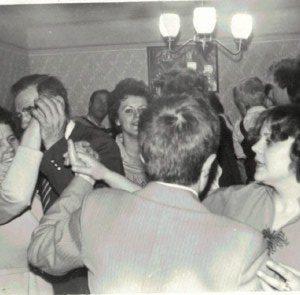1981 r. wesele w domu