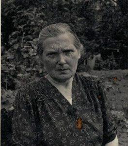 Matka Kazimierza Kokorzyckiego.
