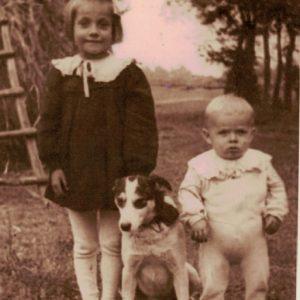 Dzieci w latach 60 tych