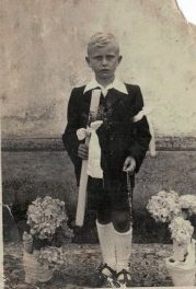 1955 r. Tadeusz Perkowski