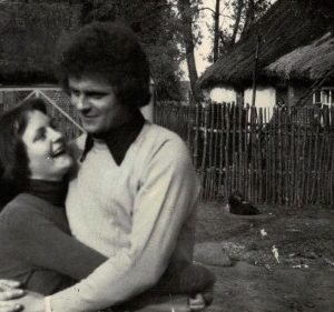 Dom Skowrońskich do lat 80-tych.