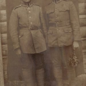 1925 r. Dobrowianie w armii Hallera