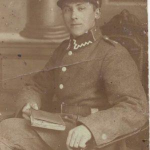 1925 r.Dobrowiacy w armii Hallera