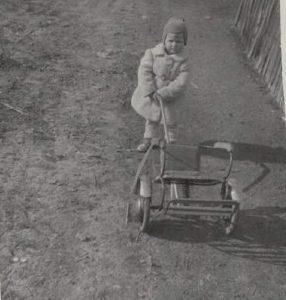 Elżbieta Oblizajek z domu Łajdecka.