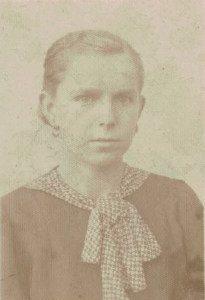 Bogumiła Łajdecka 1940 r.
