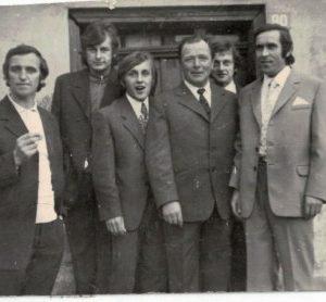 Ryszard Sakwa, Tadeusz Kostański, Bogumił Widelski, Roman Rosiński, Marian Spławski, Kazimierz Kostański