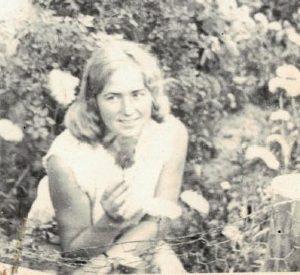 Jadwiga Sakwa z domu Kokorzycka