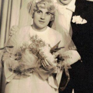 1977 r.Wanda i Eugeniusz Wojewoda
