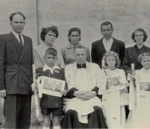 Komunia św. rocznika 1951