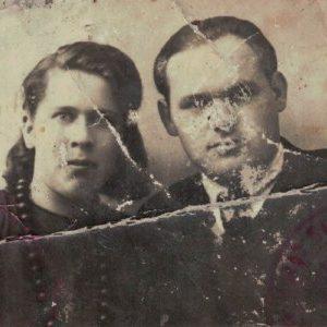 Lucyna i Kazimierz Kokorzyccy