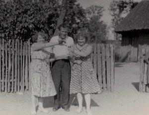 Erazm i trzy kobiety- to było życie