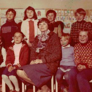 1971 Janina Zborowska