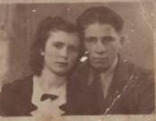 Marianna Grzymska i Marian Wieczorek