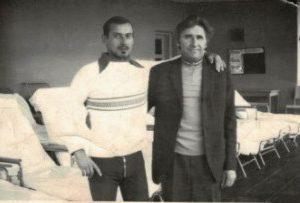 Z prawej Eugeniusz Graliński