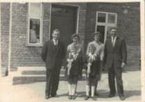 Rodzina Perkowskich i Grzymskich