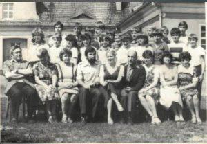 1968 Grono pedagogiczne-Ruszków I