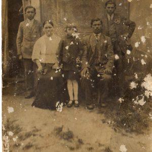 Rodzina Klary Klukaczyńskiej