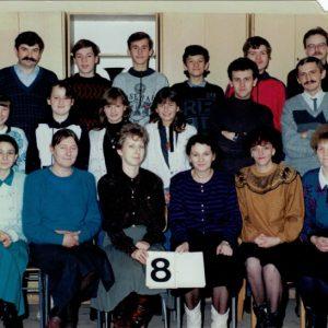 1978 Jacaszek, Herman, Nejman, Szewczyk, Klukaczyńska, Graś, Filiks, Nowicka, Andrzejewska,