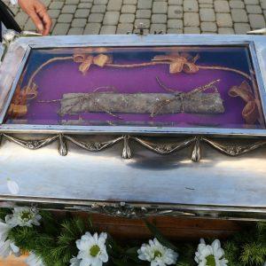 11. Trumienka z relikwiami Bł. Bogumiła