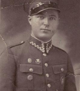 Kazimierz Rosiński – czynna służba wojskowa w chwili wybuchu II wojny światowej