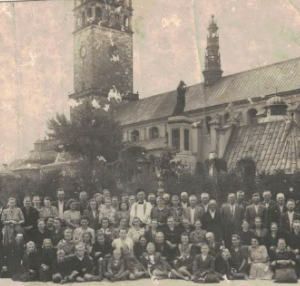 1949r. Wycieczka do Cżęstochowy